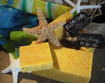 Florida Sunshine Soap