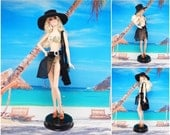 2 piece swimsuit for barbie doll
