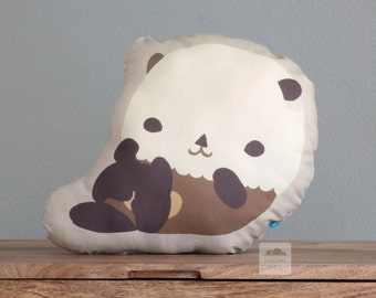Large Otter Pillow