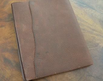 Architect Sketchbook Leather Notebook Planner THINLINE Landscape Journal Custom Order (519B)