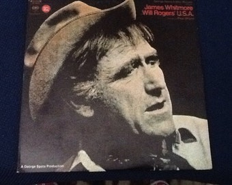 James Whitmore  Will Rogers' U.S.A