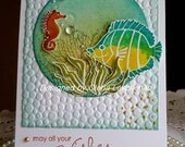 Stampin up! Handmade Birthday card - NEW