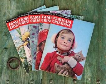 The Christian Family Catholic 1960s magazine