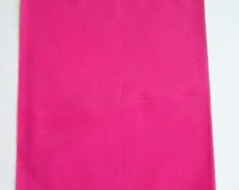 """100 9""""x12"""" Hot Pink Poly Mailer Envelopes - In Stock"""