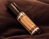Woodstock fragrance for men, patchouli and sandalwood, gift for men, vegan, no alcohol, cruelty free, fragrance oil