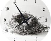 16 inch Quartz Open Face Wall Clock The Nest