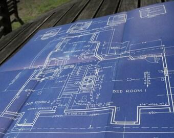 Vintage Blueprints