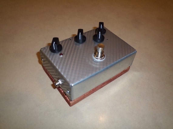 klon centaur clone klone overdrive pedal with audio level led. Black Bedroom Furniture Sets. Home Design Ideas