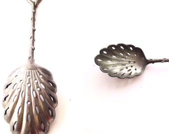 Botanical table spoon