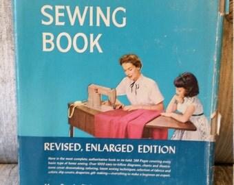 Singer Sewing Book 1953