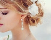 Custom listing for Kelly Mini bridal hair pins, wedding headpiece, set 4 small wedding hairpiece accessories,  Style 249