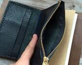 Traveler's notebook zipper insert