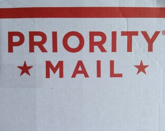 Send my order by priority mail