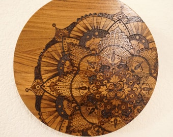 ORIGINAL ARTWORK: Circle Mandala 1