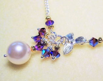 Diy Crystal Necklace Kit