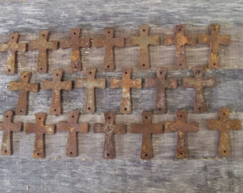 Metal cross  lot of 20