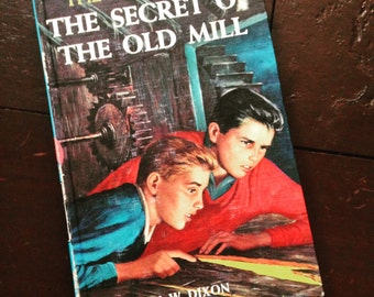 The Hardy Boys - The Secret of the Old Mill