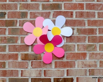 Paper Flowers for Party Decorations