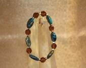Animal Communication Sacred Energy Infused Swarovski Crystal Bracelet by Crystal Vibrations Jewelry