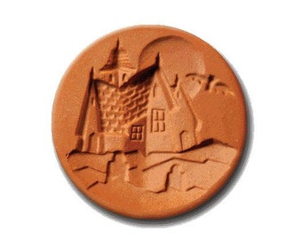 Haunted House Cookie Mold w/ Free Recipe Booklet