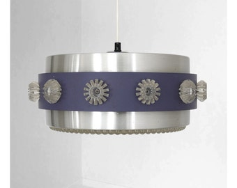 Large cool and beautiful vintage lamp