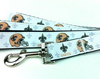 New Orleans Saints Pet Leash