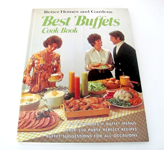 Vintage cookbook 1970 39 s better homes and gardens best - Vintage better homes and gardens cookbook ...
