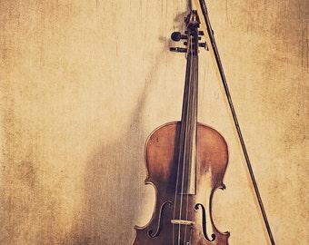 A cello solo fine art photography cello music notes for Violin decorating ideas