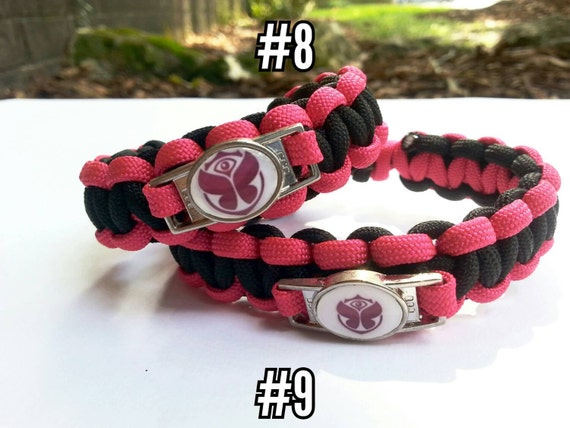 tomorrowworld bracelet tomorrowworld tomorrowland paracord bracelet by 8939