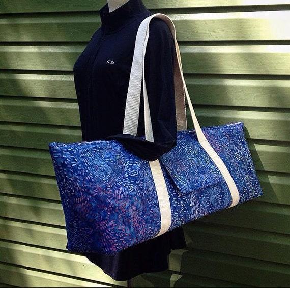 Extra Large Yoga Mat Bag Yoga Mat Tote Yoga Bag With Pocket