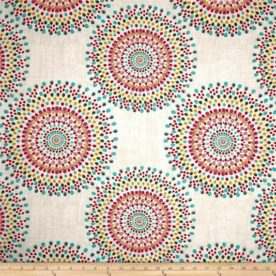 fabric shower curtain 72 wide magnolia carousel 72x72