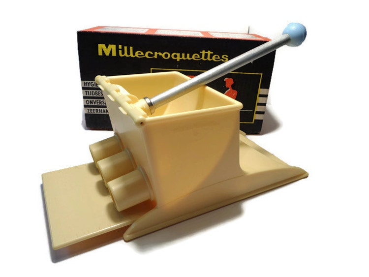 Vintage Millecroquettes Machine Croquette Maker By Majilly