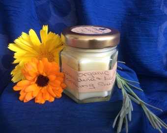 Organic Calendula and Lavender Soothing Salve