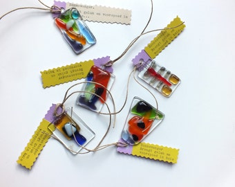 Set of 5 suncatchers 1