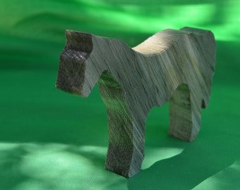 Horse, Toy Horse, Natural Toy Horse
