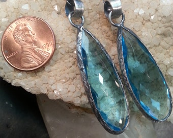 Aquamarine and Sterling