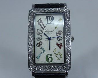 Ladie's Replica Fashion Quartz Japan Movement Watch