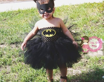 Batman Super Hero Tutu