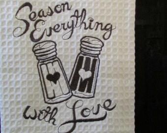 Season Eveything with Love