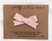 Blush Pink Ellis Clip - Pretty Little Elm - Baby Girl Clip - Hair Bow Clip