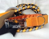 "The Zoom Zoom 1.5"" Martingale Dog Collar"