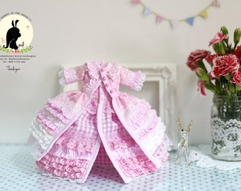Set of 2 pcs. | Doll clothes for Neo Blythe , Pullip ,licca .