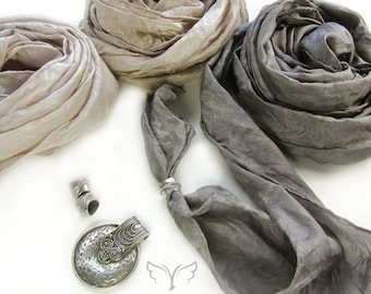 Magic Silk Ribbon in 170 colors for jewelry, wedding or other deco