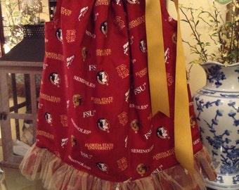 FSU Lined Pillowcase Dress
