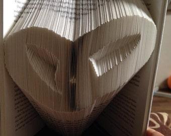 wedding ring book fold ***PATTERN***