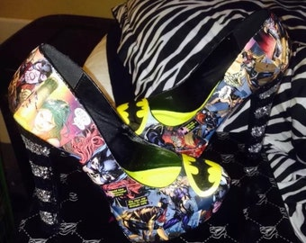 Batgirl shoes 6.5