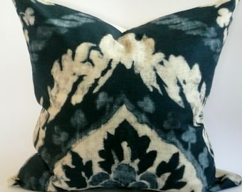 Schumacher Abaza Resist PIllow Cover