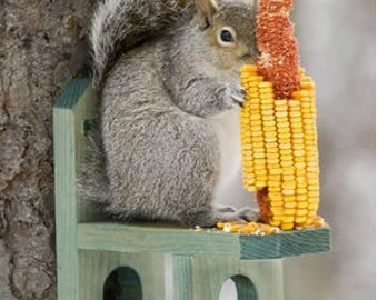 Squirrel Corn Table