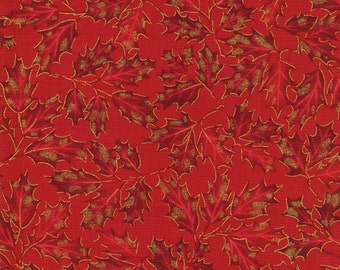 Timeless Treasures - Holiday - Design #C8787 - Cotton Woven Fabric