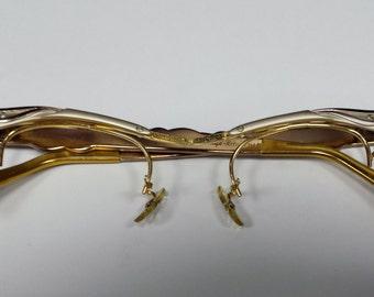 Vintage Gold Filled Styl-Rite Eyeglass Frames